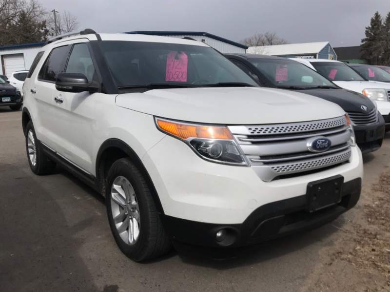 Ford Explorer 2012 price $10,500