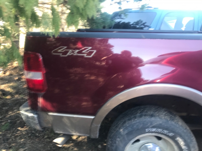 Ford F-150 2001 price $3,450