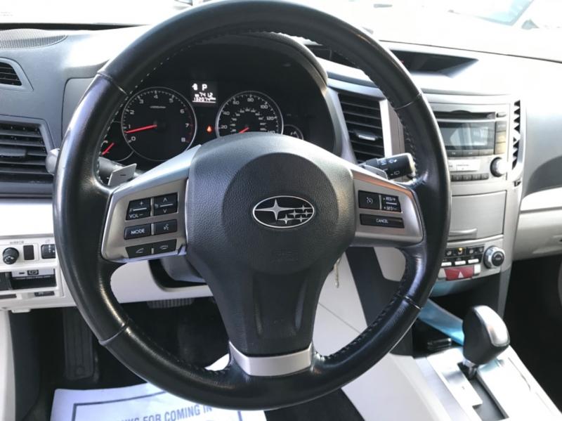 Subaru Outback 2013 price $12,495