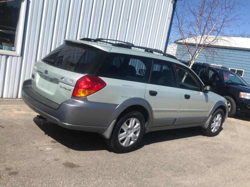 Subaru Legacy Wagon (Natl) 2005 price $6,995