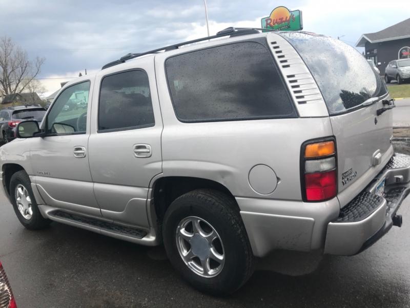 GMC Yukon 2004 price $7,995