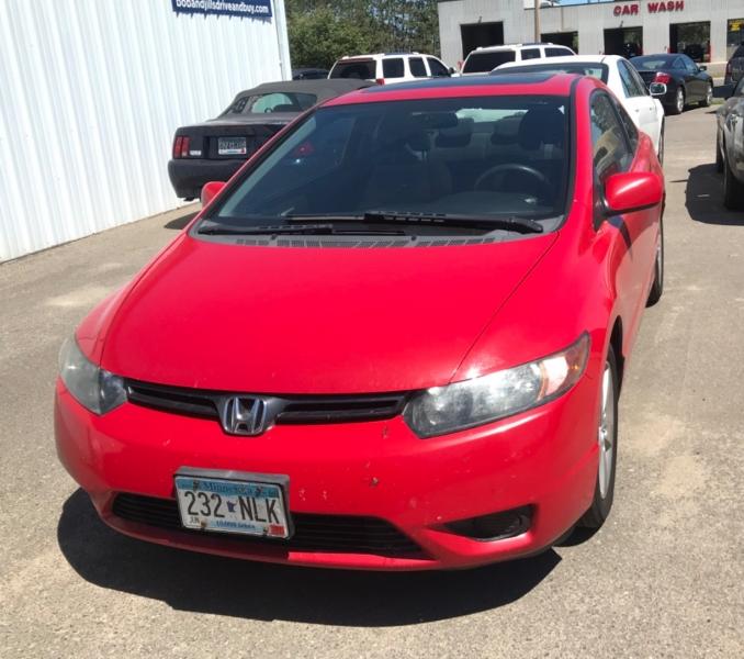 Honda Civic Cpe 2007 price $5,995