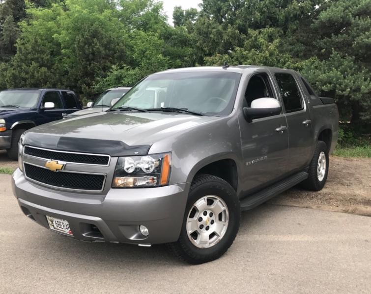 Chevrolet Avalanche 2007 price $12,500