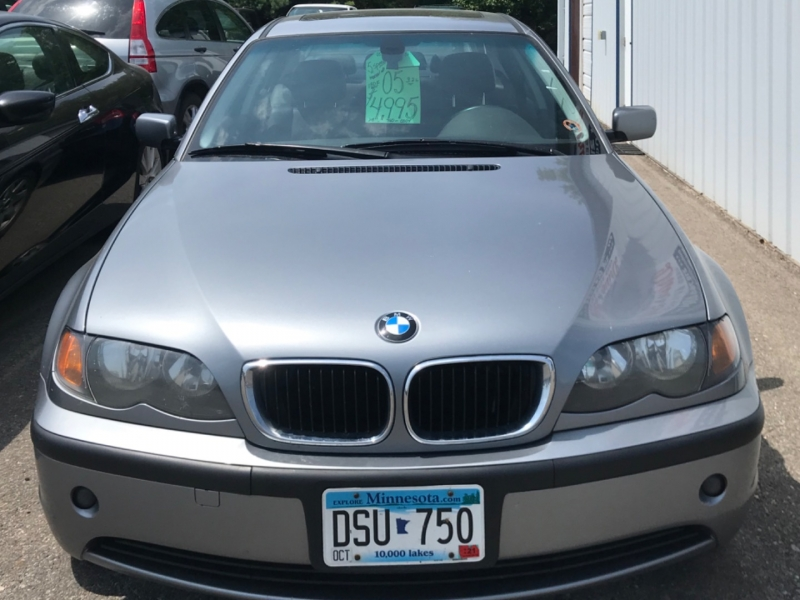 BMW 3-Series 2005 price $5,995
