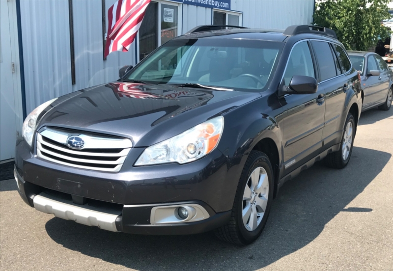 Subaru Outback 2012 price $10,995