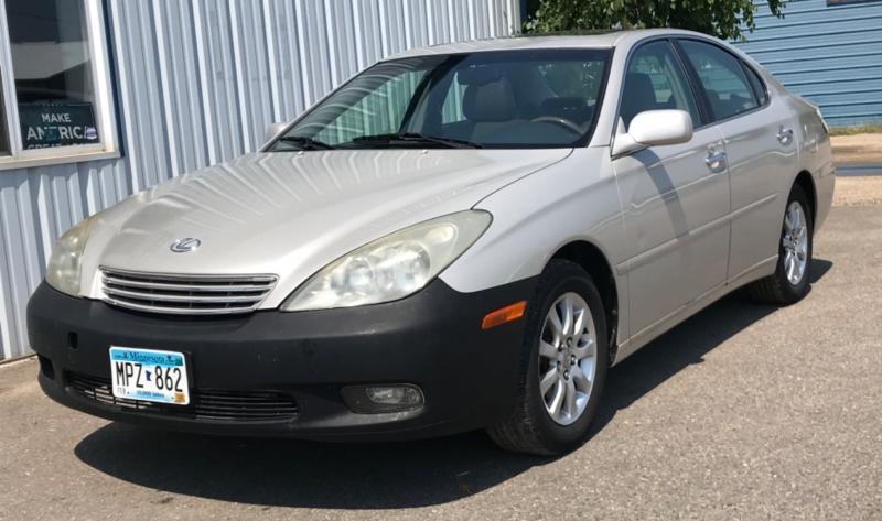 Lexus ES 300 2002 price $5,500