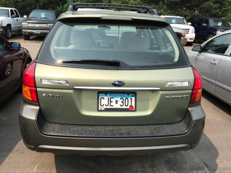 Subaru Legacy Wagon 2007 price $6,750