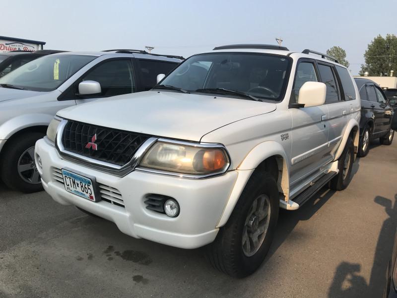 Mitsubishi Montero Sport 2001 price $4,995