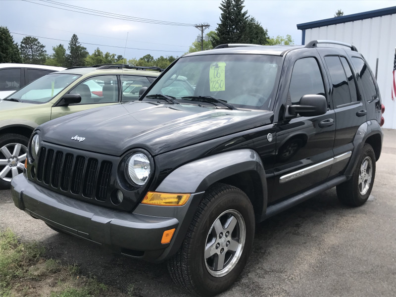 Jeep Liberty 2006 price $7,250