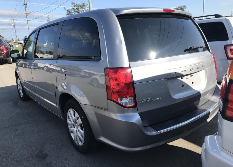 Dodge Grand Caravan 2015 price $12,750