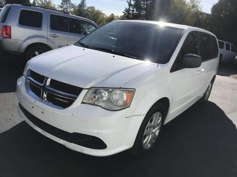 Dodge Grand Caravan 2015 price $8,750