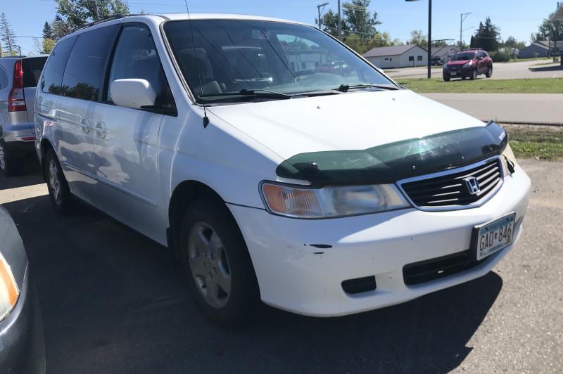 Honda Odyssey 2000 price $4,250