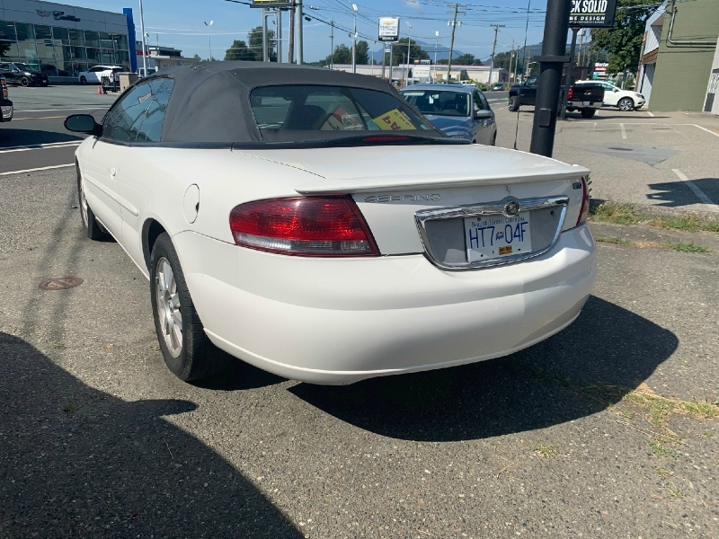 Chrysler Sebring 2004 price $3,995