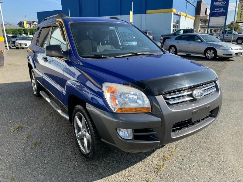 Kia Sportage 2007 price $5,400