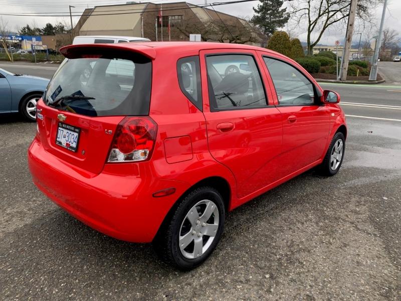 Chevrolet Aveo 2008 price $5,400
