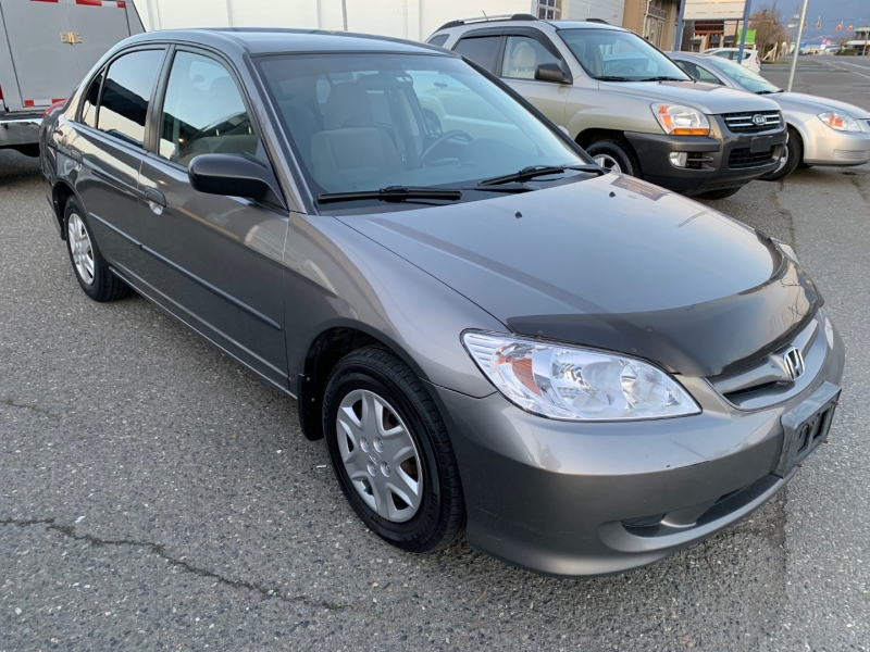 Honda Civic Sdn 2005 price $4,900