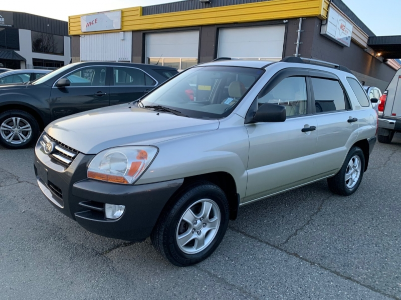 Kia Sportage 2006 price $4,995