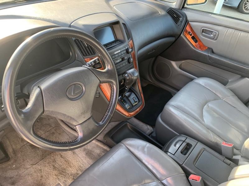 Lexus RX 300 2000 price $1,995