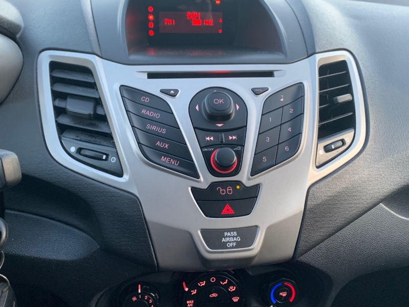 Ford Fiesta 2012 price $7,900