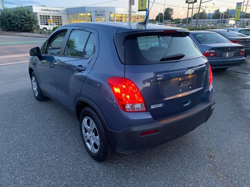 Chevrolet Trax 2013 price $8,995
