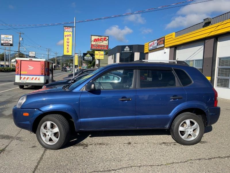 Hyundai Tucson 2007 price $3,995