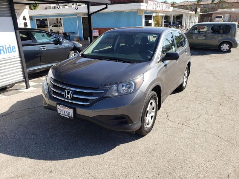 Honda CR-V 2013 price $11,500