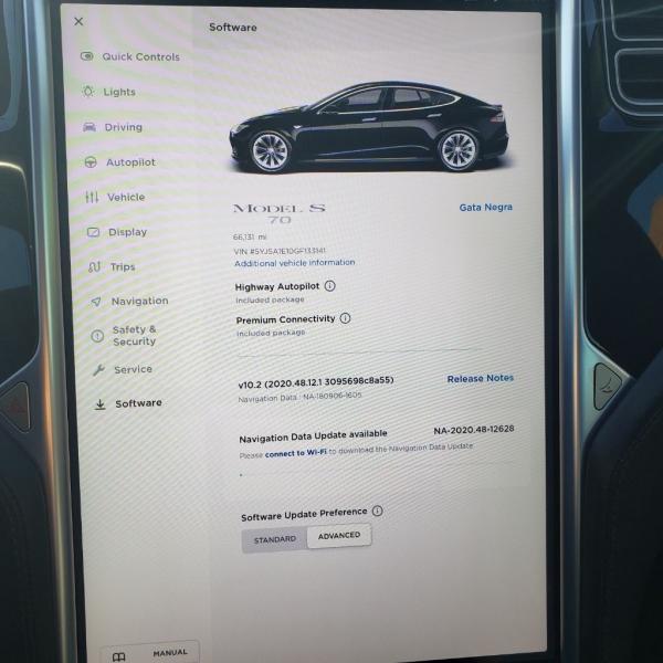 TESLA MODEL S 2016 price $35,500
