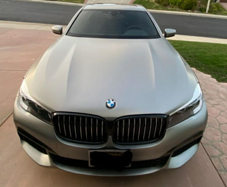 BMW 740 2019 price Call for Pricing.