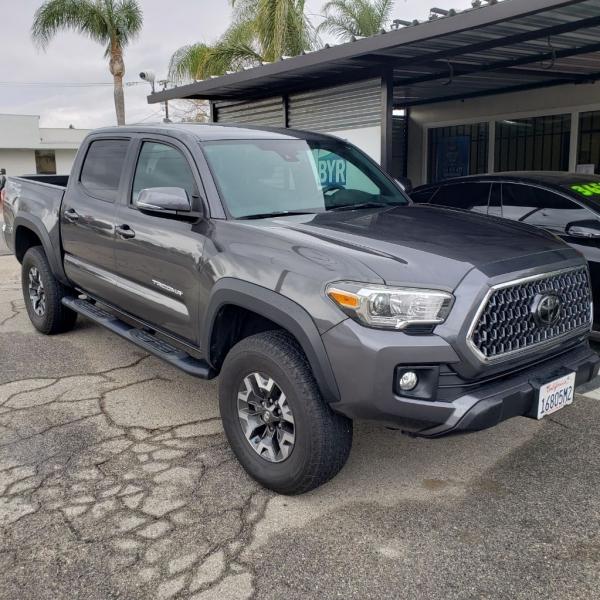 TOYOTA TACOMA 2018 price $33,950