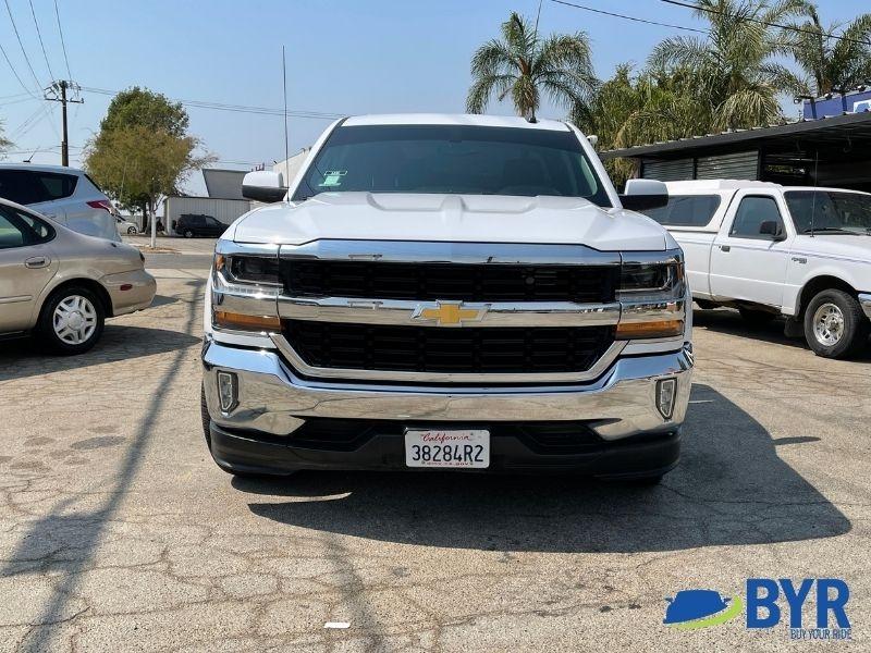 Chevrolet SILVERADO 1500 2018 price $34,500
