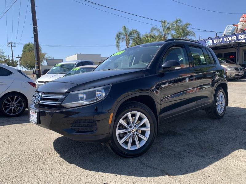 Volkswagen TIGUAN 2017 price $15,900