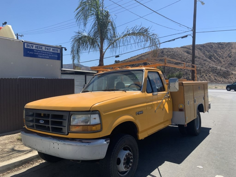 Ford F450 1997 price Call for Pricing.