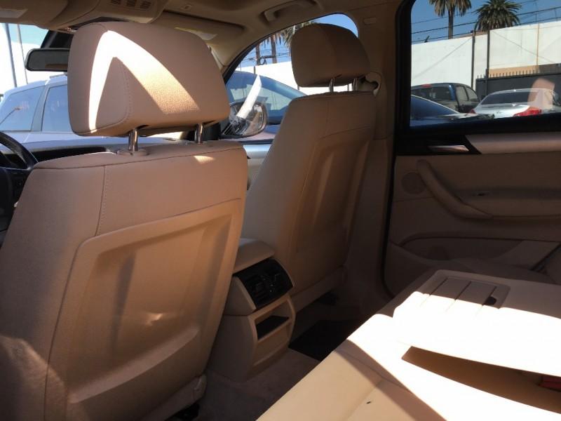 BMW X3 2013 price $16,999