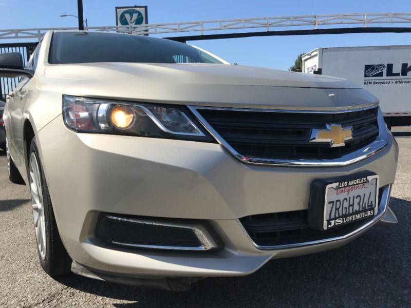 Chevrolet Impala 2015 price $16,999