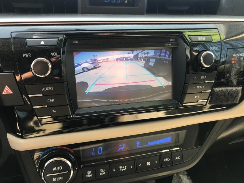 Toyota Corolla 2015 price $16,999