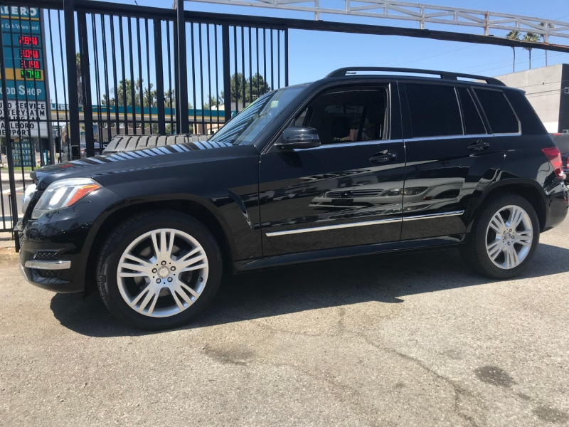 Mercedes-Benz GLK-Class 2013 price $21,999