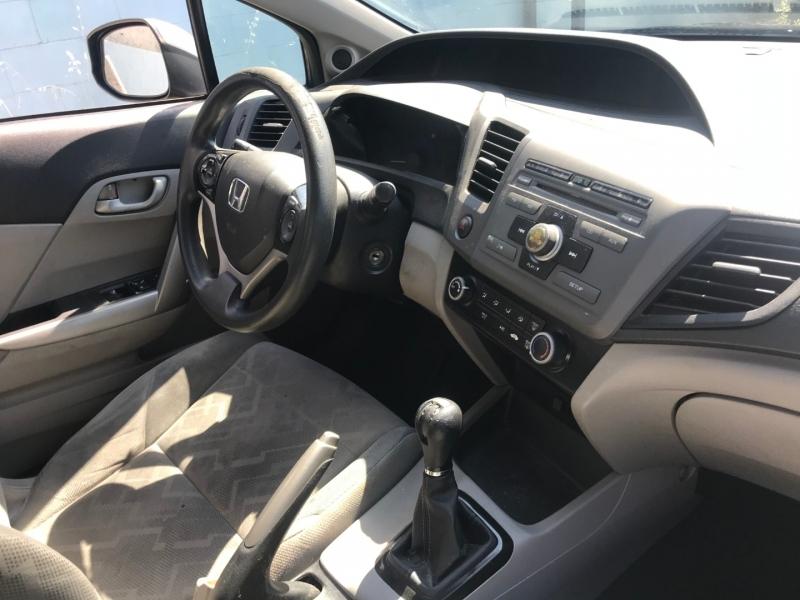 Honda Civic Cpe 2012 price $14,299