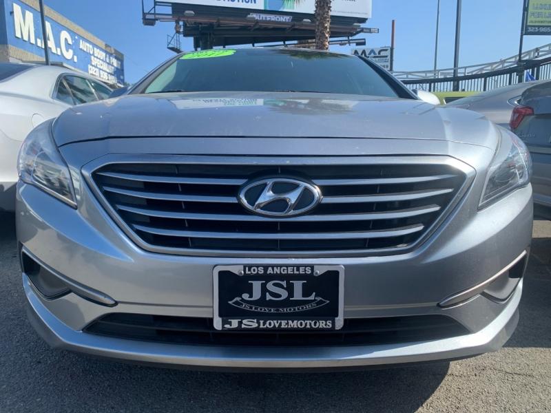 Hyundai Sonata 2017 price $19,999