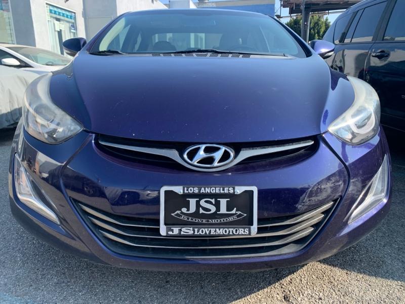 Hyundai Elantra 2014 price $13,999