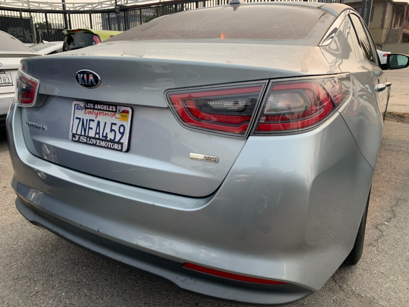 Kia Optima Hybrid 2015 price $18,999