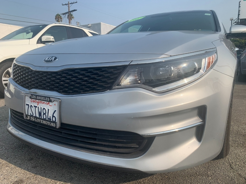 Kia Optima 2016 price $19,999
