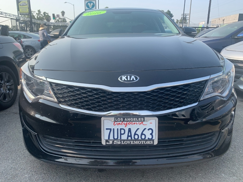Kia Optima 2016 price $20,999