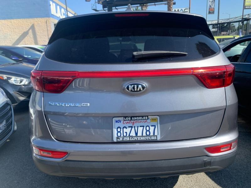Kia Sportage 2017 price $19,999