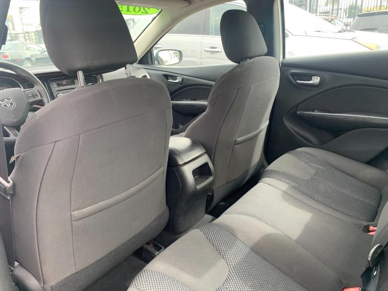 Dodge Dart 2015 price $15,299