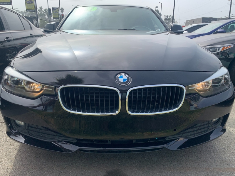 BMW 3-Series 2015 price $22,999