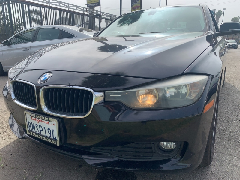 BMW 3-Series 2015 price $23,999