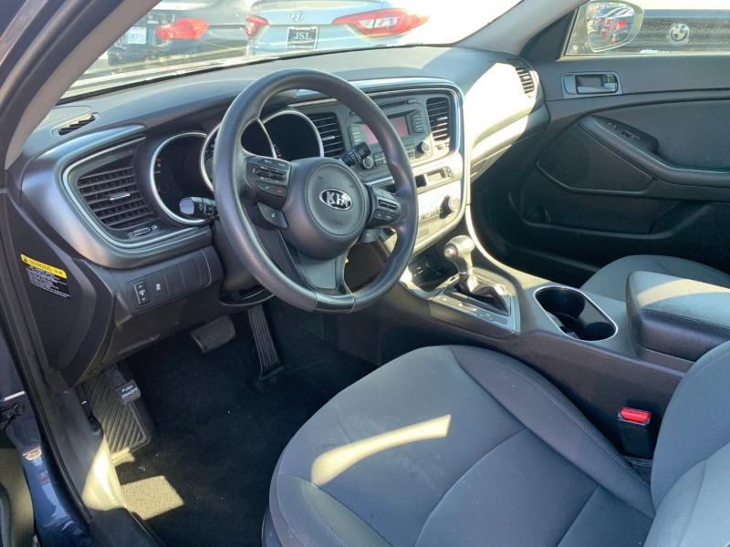 Kia Optima 2015 price $18,999