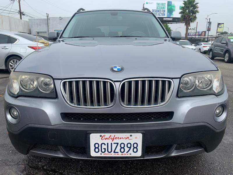 BMW X3 2008 price $10,999