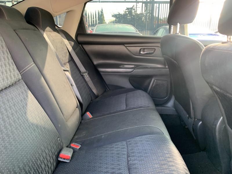 Nissan Altima 2017 price $19,999