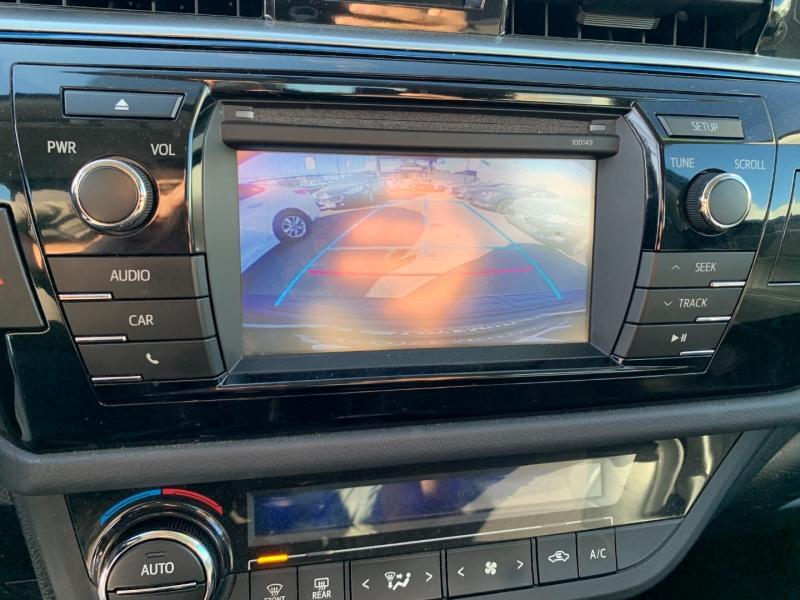 Toyota Corolla 2015 price $19,999